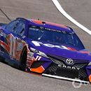 """The polesitter for the Ford EcoBoost 400 set the quick pace early in practice with a lap of 171.130mph (31.555-seconds) followed by Earnhardt (31.638), Truex (31.761), Kurt Busch (31.850), Kahne (31.958), Newman (32.020), Logano (32.048), Bayne (32.084), Blaney (32.095) and Suarez (32.162).""""I'm tight overall,"""" said Hamlin after 20 laps. """"Definitely tighter than I was yesterday."""" ... Keep reading #Nascar #StockCarRacing #Racing #News #MotorSport >> More news at >>> <a…"""