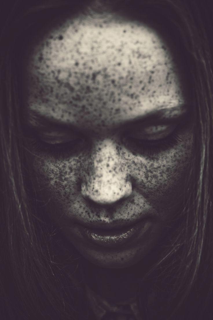 Intense freckles   People, faces, portraits.   Pinterest ...