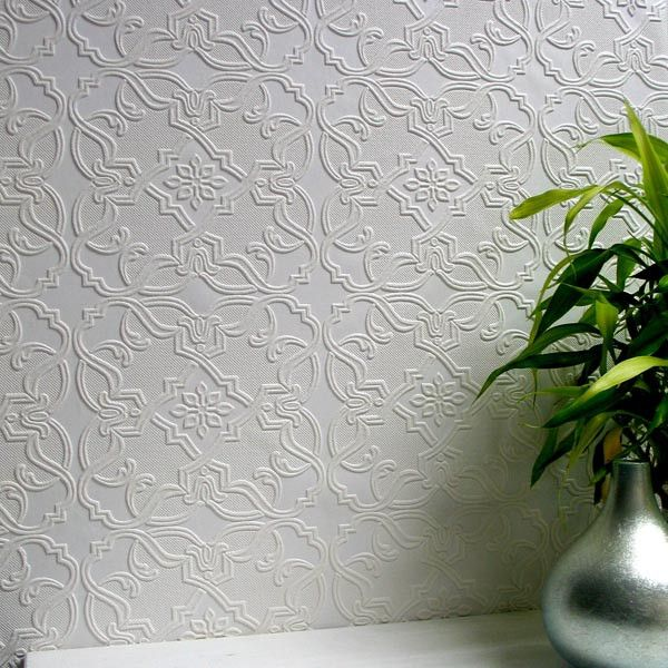 Sample Maxwell Paintable Textured Wallpaper design by Brewster Home Fashions