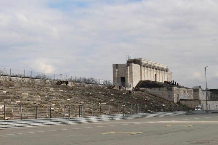 Zeppelinfeld (part of the old Nazi Rally Grounds) - Nuremberg, Germany