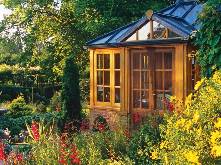 Charming Outdoor Storage and Structures | Landscaping Ideas and Hardscape Design | HGTV