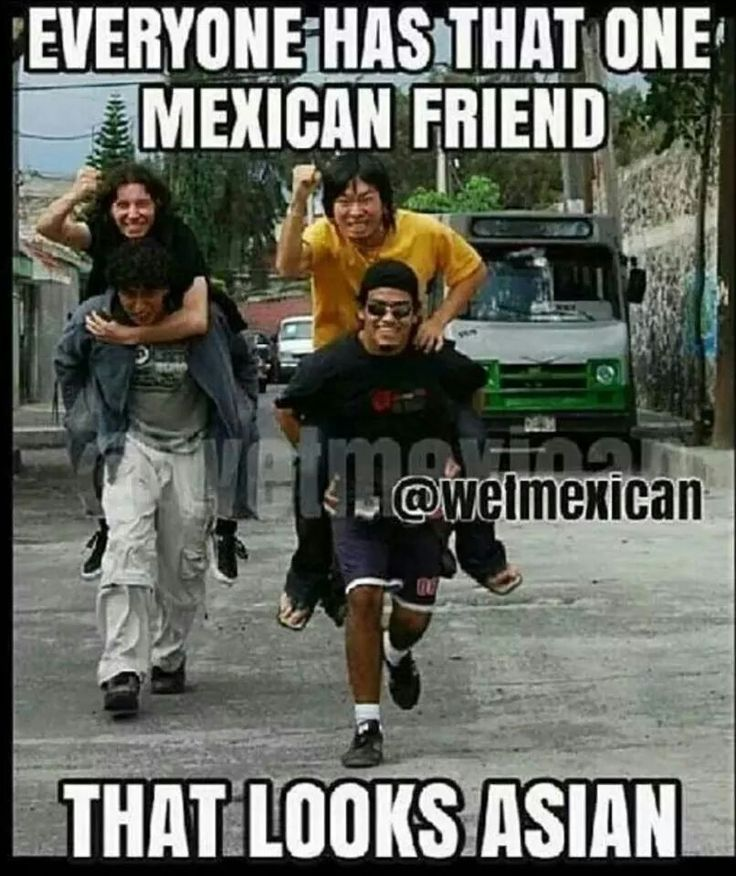 Mexicans Be Like In Spanish