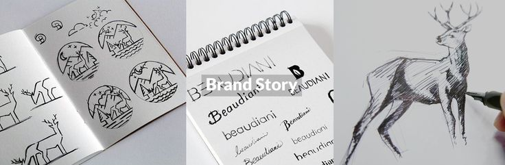 #branding #design #logo #concept #cosmetic #beaudiani