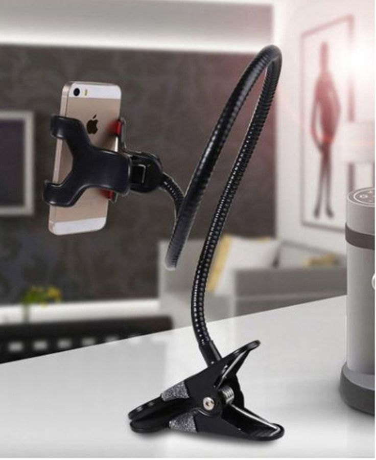 New Flexible Bed Universal Phone Holder Desk Stand For iPhone Samsung Nokia