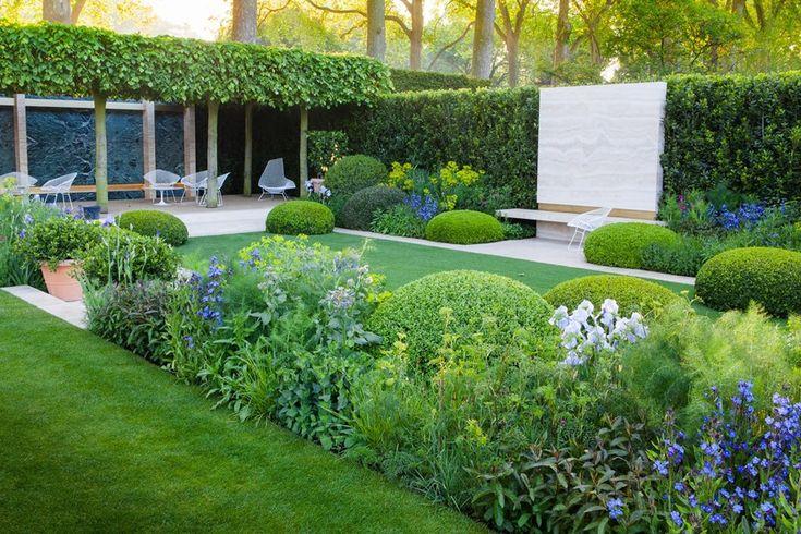 Aranżacje nowoczesnych ogrodów – galeria. Jak urządzić ogród. Oczko wodne w ogrodzie. Zielony ogród – pomysły i inspiracje na projekt ogrodu.