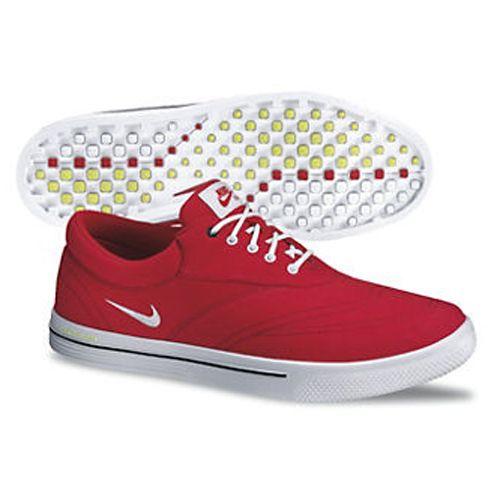 online store e8812 91a92 ... Nike 2013 Lunar Swingtip Golf Shoes – Mens RedWhite . ...