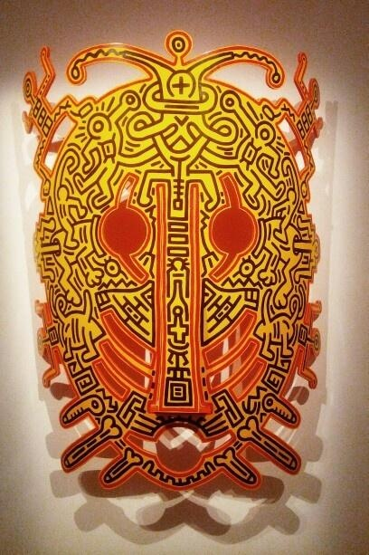 Paris 16 - palais de Tokyo - Keith Haring