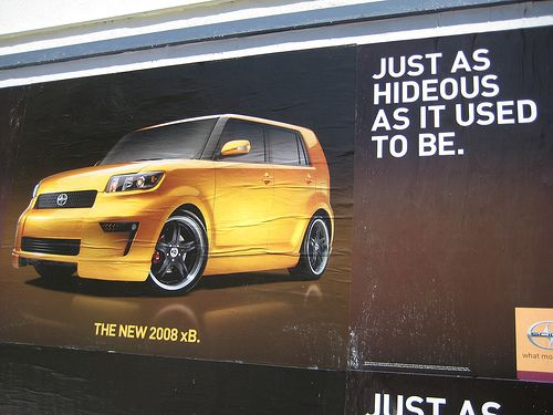 Bad Advertising by theFerf, via Flickr
