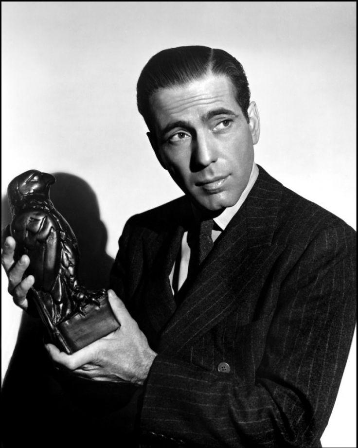 Humphrey Bogart in The Maltese Falcon (1941)