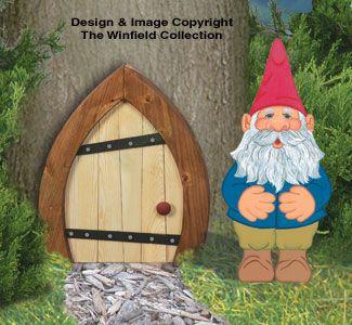 1000 ideas about gnome door on pinterest fairy doors for Fairy door pattern