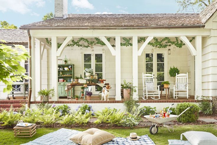 76 Porch and Patio Designs You'll Love Year-Round