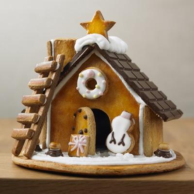 Muji winter house kit!  自分でつくる お菓子づくりを楽しむヘクセンハウス 1台分 | 無印良品ネットストア