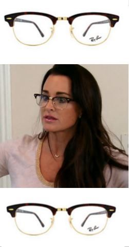 Kyle Richards' Reading Glasses with Faye http://www.bigblondehair.com/real-housewives/rhobh/kyle-richards-tortise-shell-reading-glasses/ Real Housewives of Beverly Hills Season 6 Episode 8