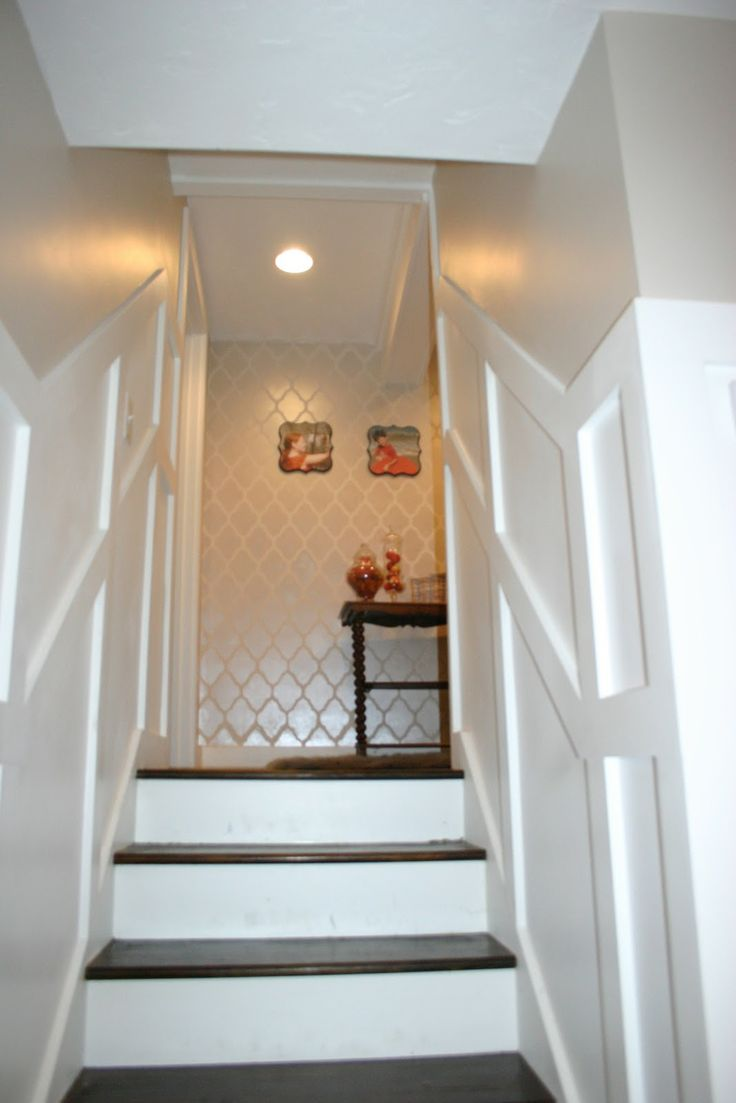 100 basement stair wall ideas stairway wall decorating ideas daccor for our hallway 22 - Basement stair ideas pinterest ...