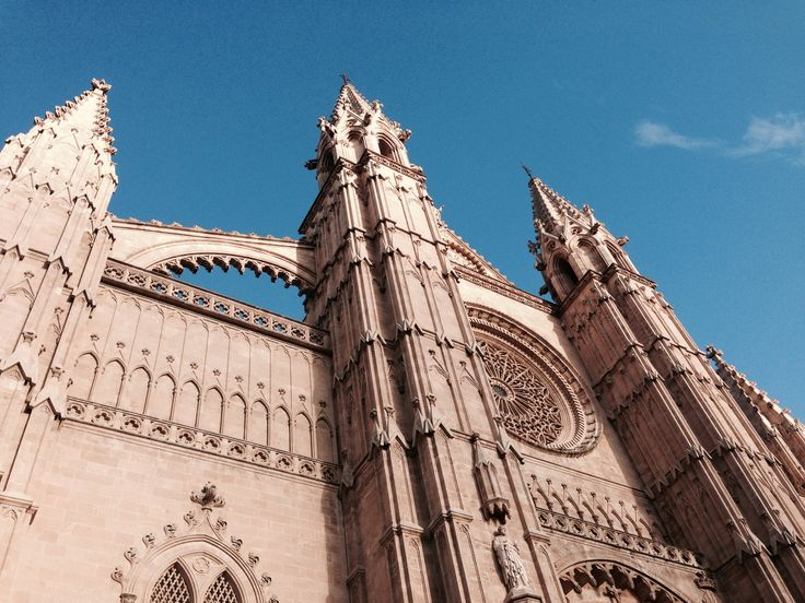 Palma cathedral, Palma de Mallorca..