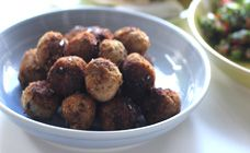 Lamb And Chickpea Balls Recipe - Dinner