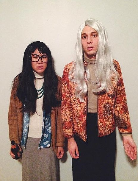 candace and toni from portlandia - Tv Characters Halloween Costumes