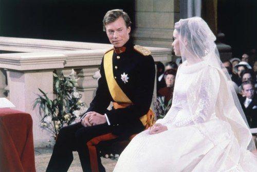 Henri e Maria Teresa del Lussemburgo