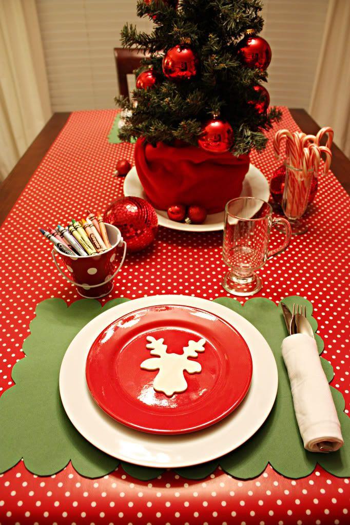 Christmas Place Settings 152 best the christmas table images on pinterest | christmas table