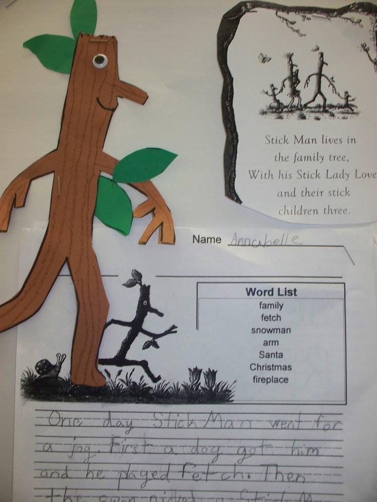 """Stick Man"""