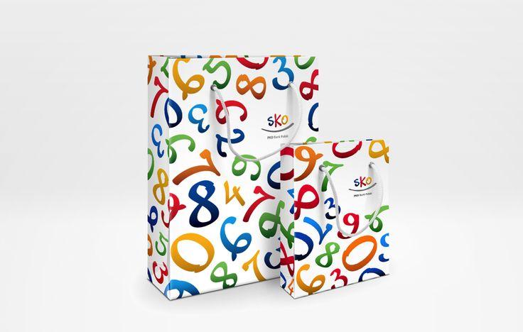 SKO - branding torba