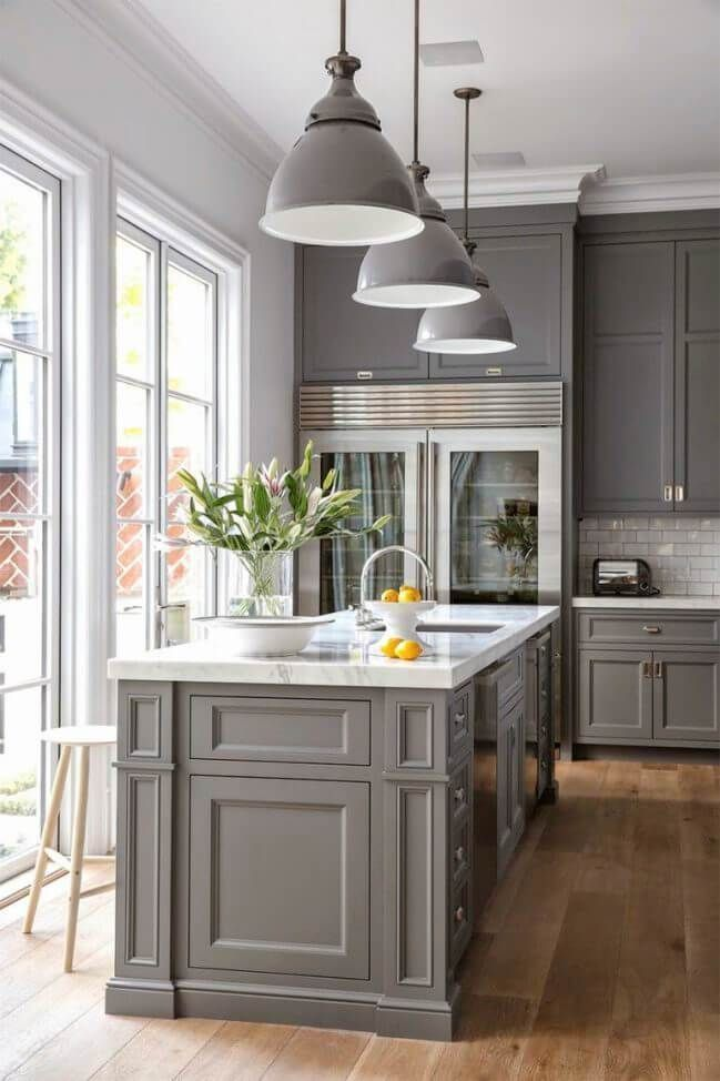 Top Kitchen Styles That You Can Never Go Wrong With DIY And Crafts