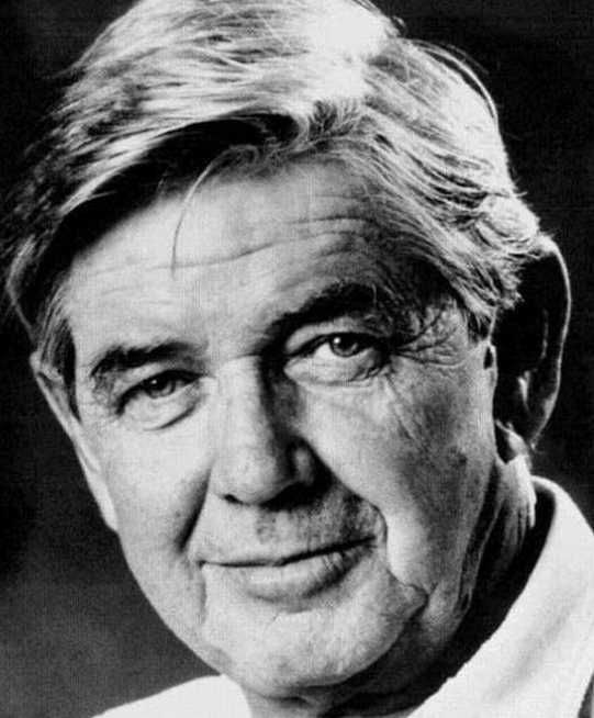 Ralph Waite as John Walton on The Waltons