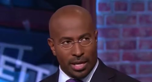 CNN lib Van Jones comes to Melania's defense: We 'beat her up for doing something good!'