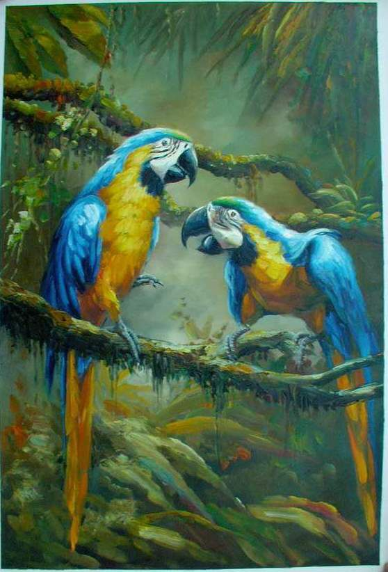 17 best images about animal paintings on pinterest the for What is canvas painting