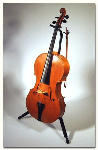 Hercules Cello Stand. Keeps your cello safe while it's ...