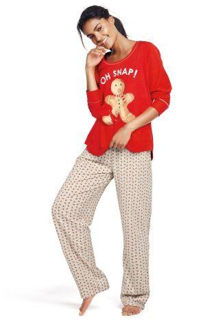Buy Gingerbread Man Pyjamas from the Next UK online shop