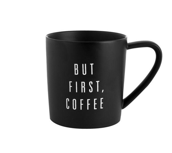 """""""But first coffee"""" mug - Kikki K"""