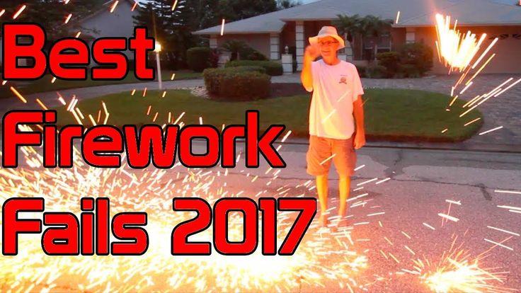 Best Firework Fails 2017  Funny Fail Compilation   Fail Academy