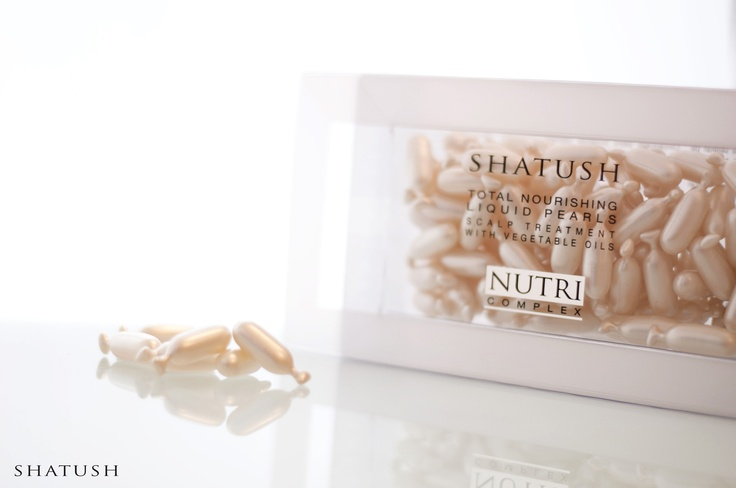 #Shatush #liquid #pearls #nourishing shatushproducts.com
