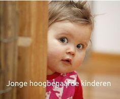 artikelen over jonge #hoogbegaafde kinderen