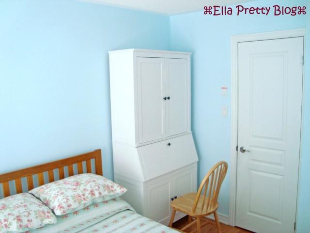 ikea hemnes secretary a home to work in pinterest. Black Bedroom Furniture Sets. Home Design Ideas