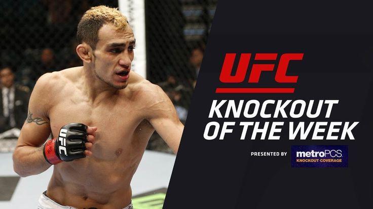 KO of the Week: Tony Ferguson vs Katsunori Kikuno   Don't miss Tony Ferguson take on Khabib Nurmagomedov for the lightweight title on April 7 at UFC 223, live on Pay-Per-View.  Subscribe to get all ...