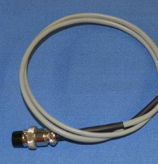 CAL2K-2-AC - Ambient Cable - DDS CALORIMETERS  The ambient cable is the connection between the calorimeter and the cooler. Packaging : The ambient cable is packaged in 1 unit per pack. Life Span : The ambient cable should never be replaced, unless broken or faulty - DDS CALORIMETERS
