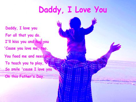 happy fathers day pics from son