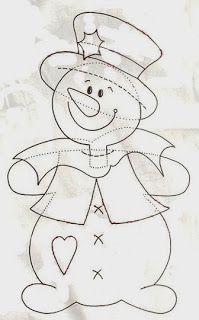 natal, boneco de neve