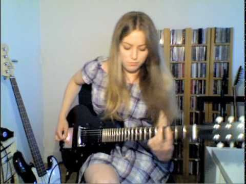 Bark At The Moon - Ozzy Osbourne (cover by Juliette Valduriez) - YouTube