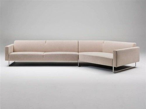 Modern 135 Degree Angle Sofa