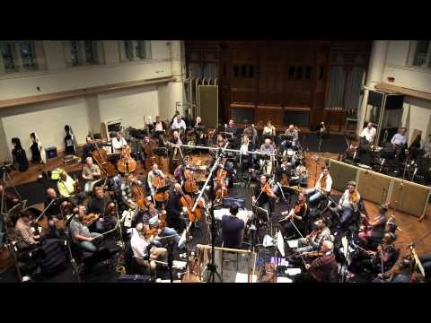 "Les Mis (2012) | NEW Video Featurette:  Les Misérables -  ""OTS: Les Mis Scoring Session""  [VIDEO 02:14]"