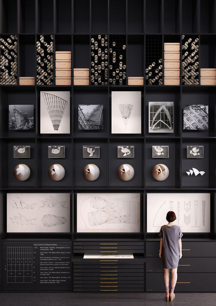 TRIAS has created a speculative museum proposal for the MA   UA (Museum of Architecture   Utzon Archive), a permanent exhibition space for Danish...