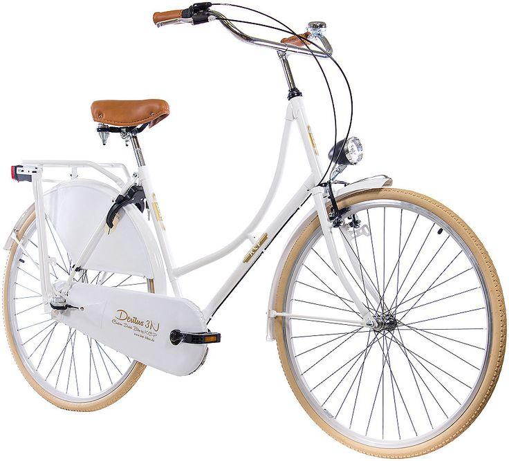 Mit dem Fahrrad durch den Frühling <3