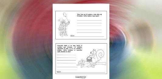 Slovné úlohy z matematiky