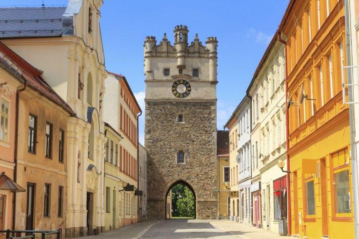 Jihlava městská brána I © Thinkstock Photo