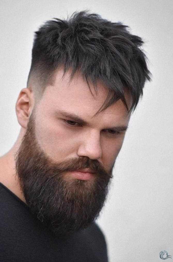 Die Trend Herrenfrisuren Von 2020 In 2020 Barte Und Haare Bart Haarschnitt Herrenfrisuren