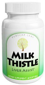 Milk Thistle, Silymarin Best Quality, Highest Potency, Extreme Absorbion Rate 250mg by Purecap Labs. $22.00. Super Fast Absorbancy Formula for Ultimate Liver Repair. The worlds number one liver support formula. 100% Natural Highest quality & Finest Strand Milk Thistle. Supports Healthy Liver & Kidney Function. Trusted Brand made the USA. supports healthy liver enzyme levels and the liver's ability to regenerate itself. It also supports the liver in functions relati...