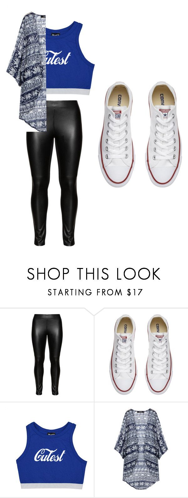 """""""Mall Day"""" by danielle-bff-renee on Polyvore featuring Studio and Converse"""